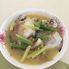 潮州风味:豆瓣酱煮小鲳鱼