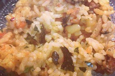 咖喱电锅焖饭
