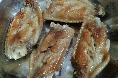 电饭锅盐�h鸡翅