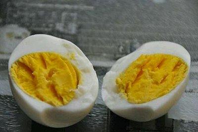 懒人电饭煲少水煮鸡蛋