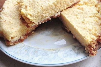 电饭锅低糖低脂8寸重芝士蛋糕