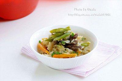 咖喱什锦烩饭