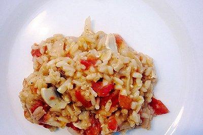 意式牛肉浓汤烩饭