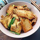香菇酱烧豆腐