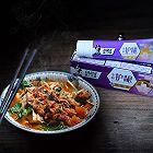辣白菜豆腐锅