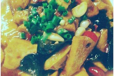 湘式家常豆腐