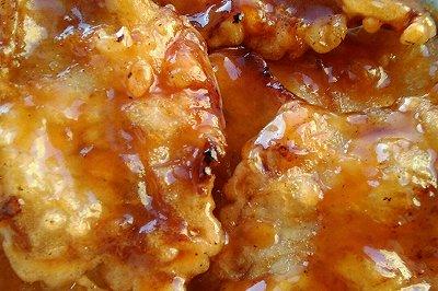锅包肉番茄酱版本