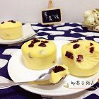 蔓越莓芝士杯子蛋糕