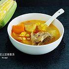 番茄土豆猪骨汤