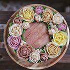 果味裱花蛋糕