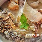 百合淮山鲫鱼汤