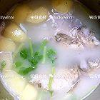 鲫鱼苹果汤