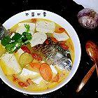 三红鲫鱼豆腐汤