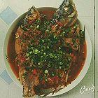 红烧泡椒鲫鱼