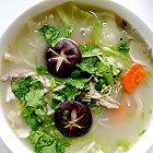 菌锅鲫鱼汤