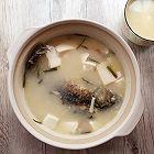 鲫鱼豆腐汤(下奶汤)