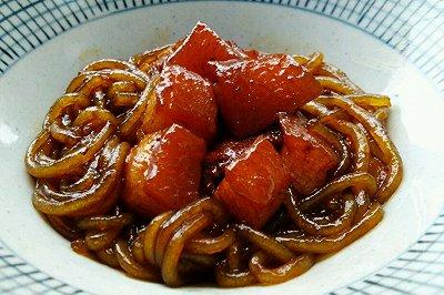 砂锅粉条红烧肉