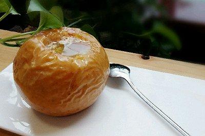 法式烤苹果