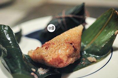 葱说叉烧粽