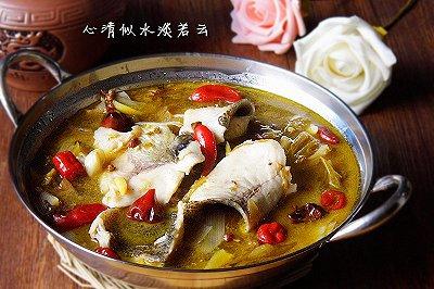 酸菜鱼冬季暖身