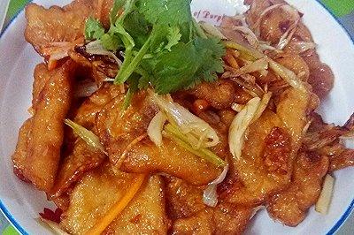 锅包肉(详解)