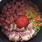 电饭煲咸肉菜饭