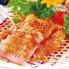 金牌蒜香烤鱼片