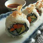反转柴鱼寿司卷