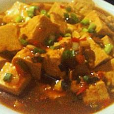 家常麻婆豆腐