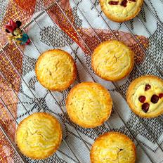 法式蔓越莓乳酪月饼