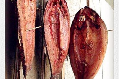 年节腊味腊鱼