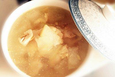 冬瓜鸡肉汤