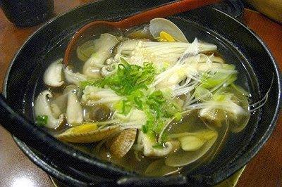 日式花甲汤
