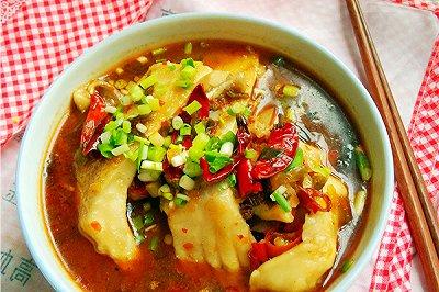香辣泡菜鱼