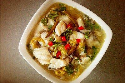 泡椒酸菜鱼