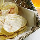 微波炉自制薯片(无添加剂)