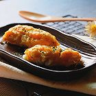 土豆烤银鳕鱼
