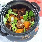 排骨蔬菜煲