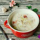 培根土豆蘑菇汤