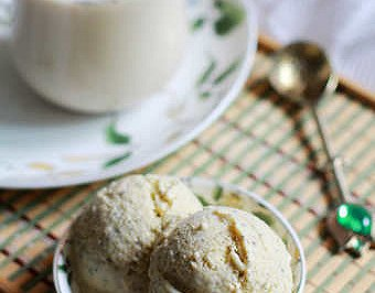 伯爵奶茶冰淇凌