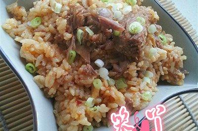 排骨饭(电饭锅版)