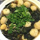 鱼丸紫菜海带汤