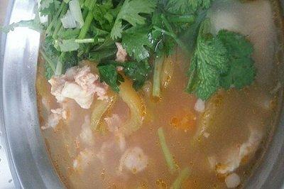 西红柿牛腩牛肉汤