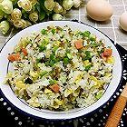白花菜蛋炒饭