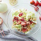 鹰嘴豆蔬菜沙拉