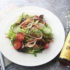 香煎鸡肉蔬菜沙拉