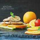 维C橙香烤鸡胸肉