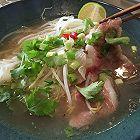 长在北京的越南牛肉河粉