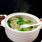 芹菜九肚鱼汤
