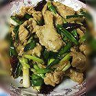 宣威小炒肉(蒜苗炒肉)